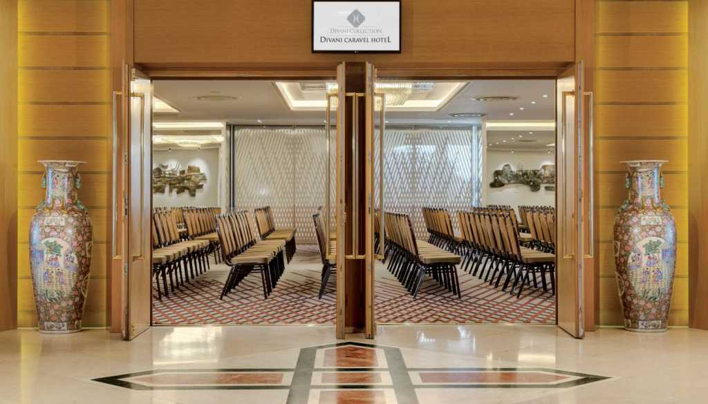 Divani Caravel Hotel - Meeting Hall