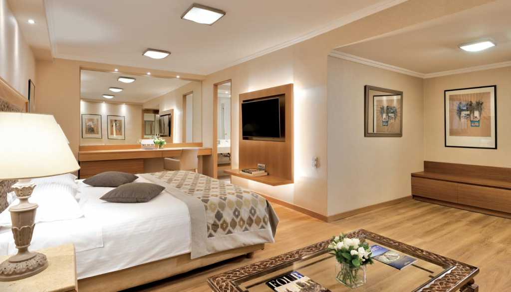 Divani Caravel Hotel - Family Room - Bedroom