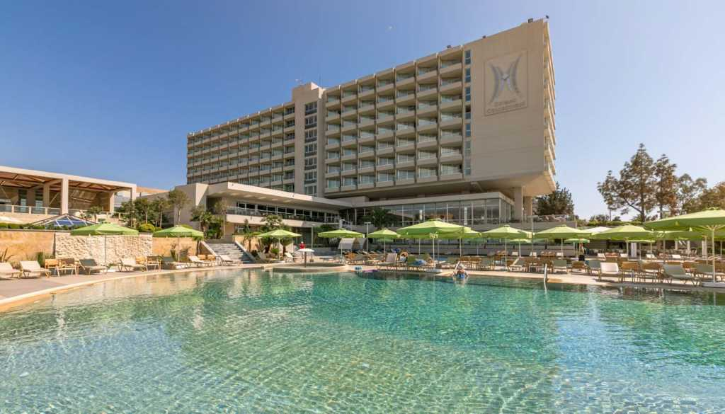 Divani Apollon Palace & Thalasso - Outdoor Pool