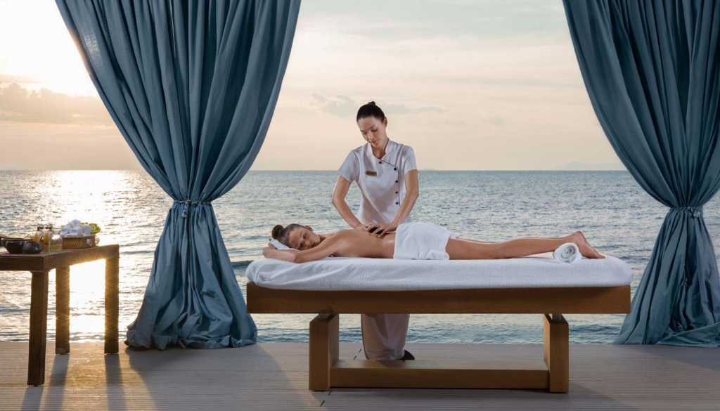 Divani Apollon Palace & Thalasso - Outdoor Massage