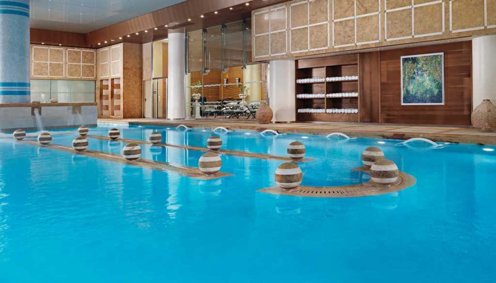 Divani Apollon Palace & Thalasso - Thalassotherapy Center