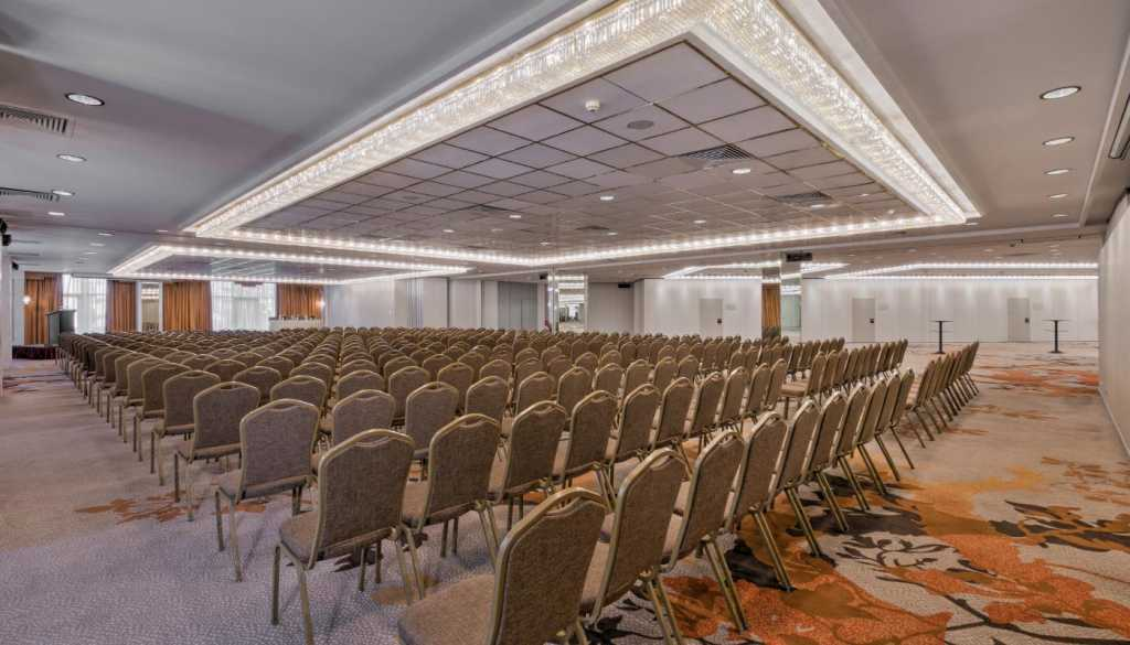 Divani Caravel Hotel - Macedonia Meeting Hall