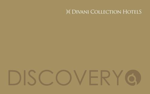 GHA - Divani Loyalty - Gold Card