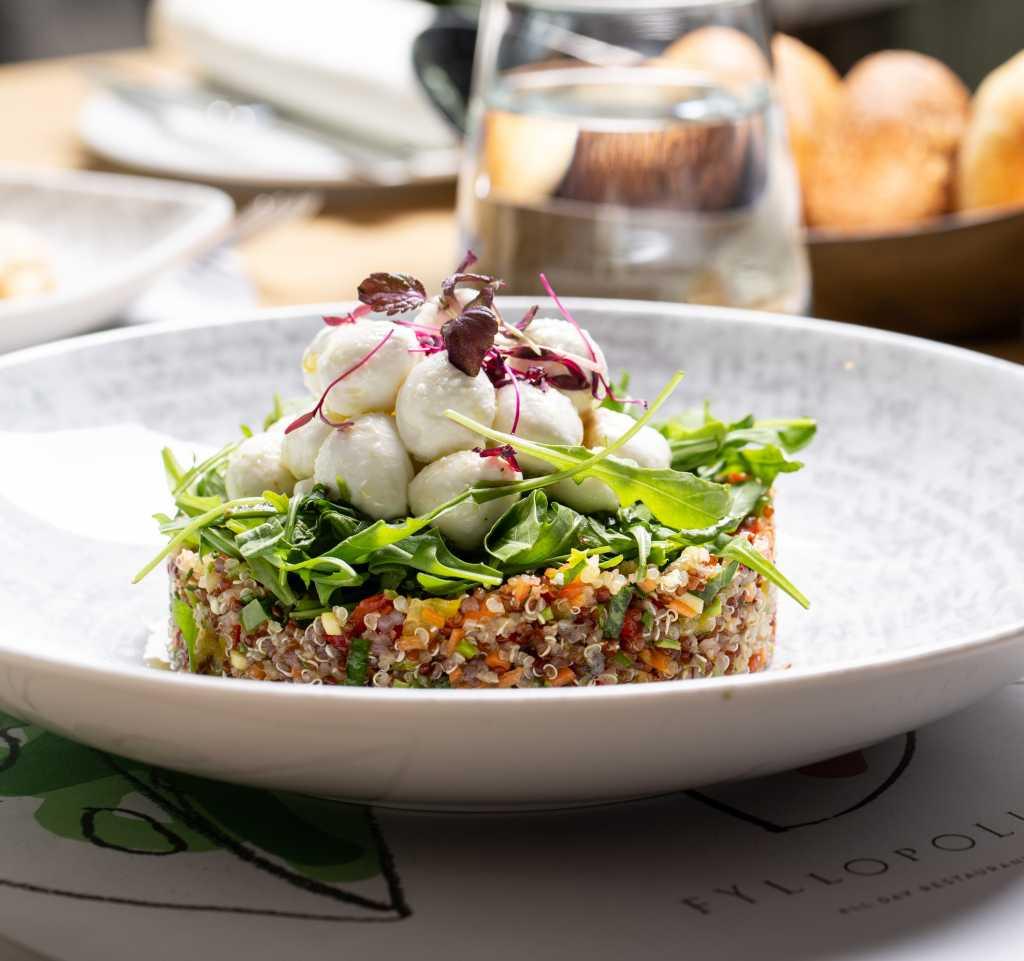 #WeStayUnited - Divani Apollon Palace & Thalasso - Lentil Salad