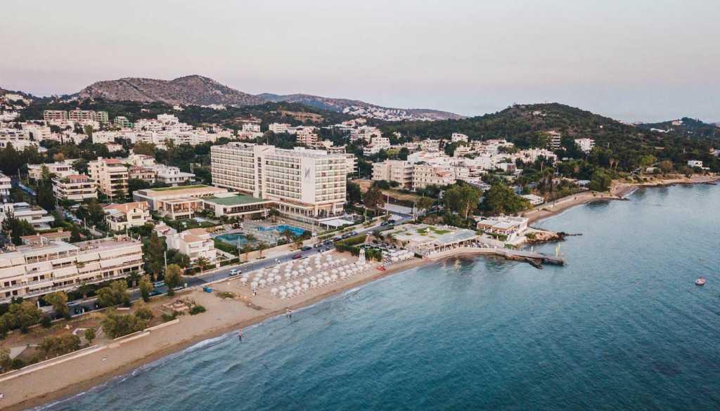 Divani Apollon Palace & Thalasso - Reopens on June 1st